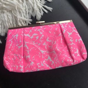 NWT Lilly Clutch cosmo pink Mini party favors